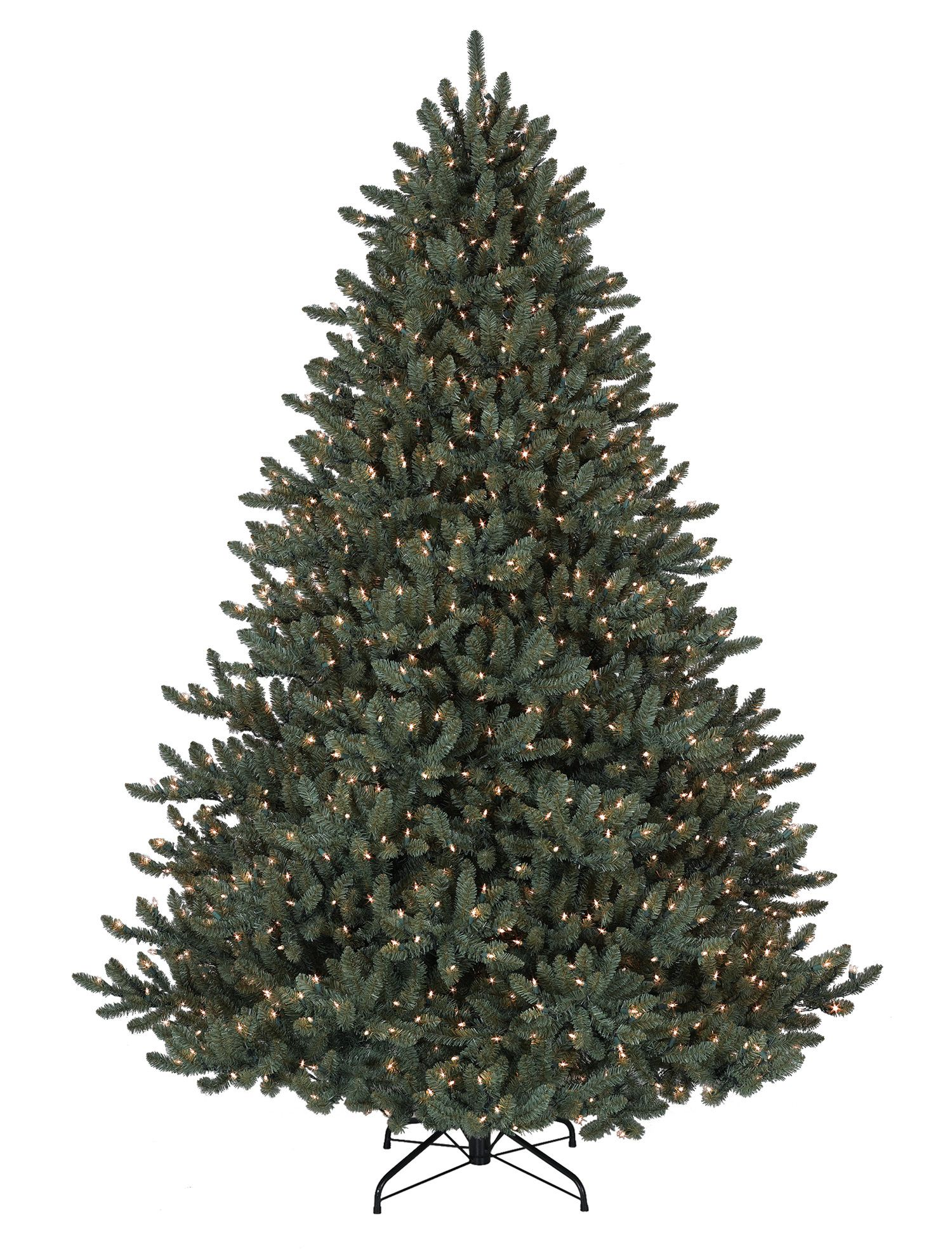 Blue Spruce Artificial Christmas Tree Balsam Hill Reviews Look Good Looking For A New This Year