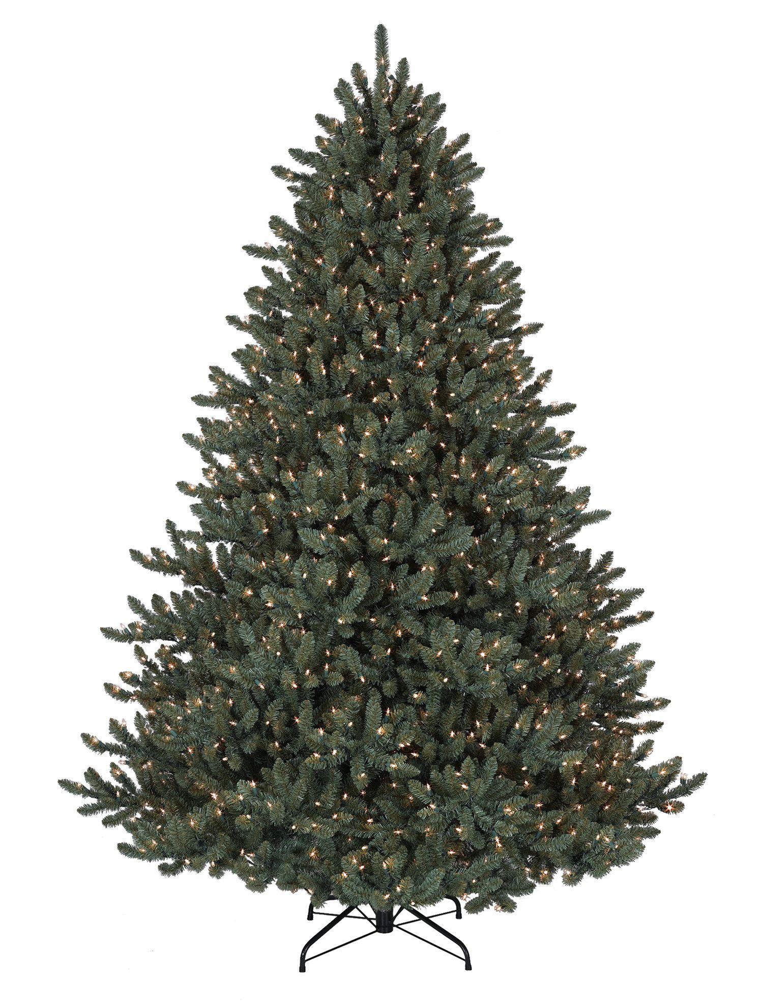 blue spruce artificial christmas tree balsam hill reviews look good looking - Artificial Christmas Tree Reviews