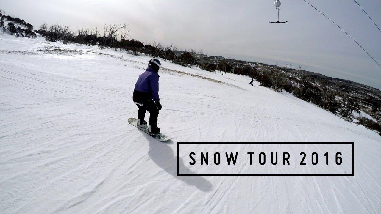 SNOW TOUR 2016