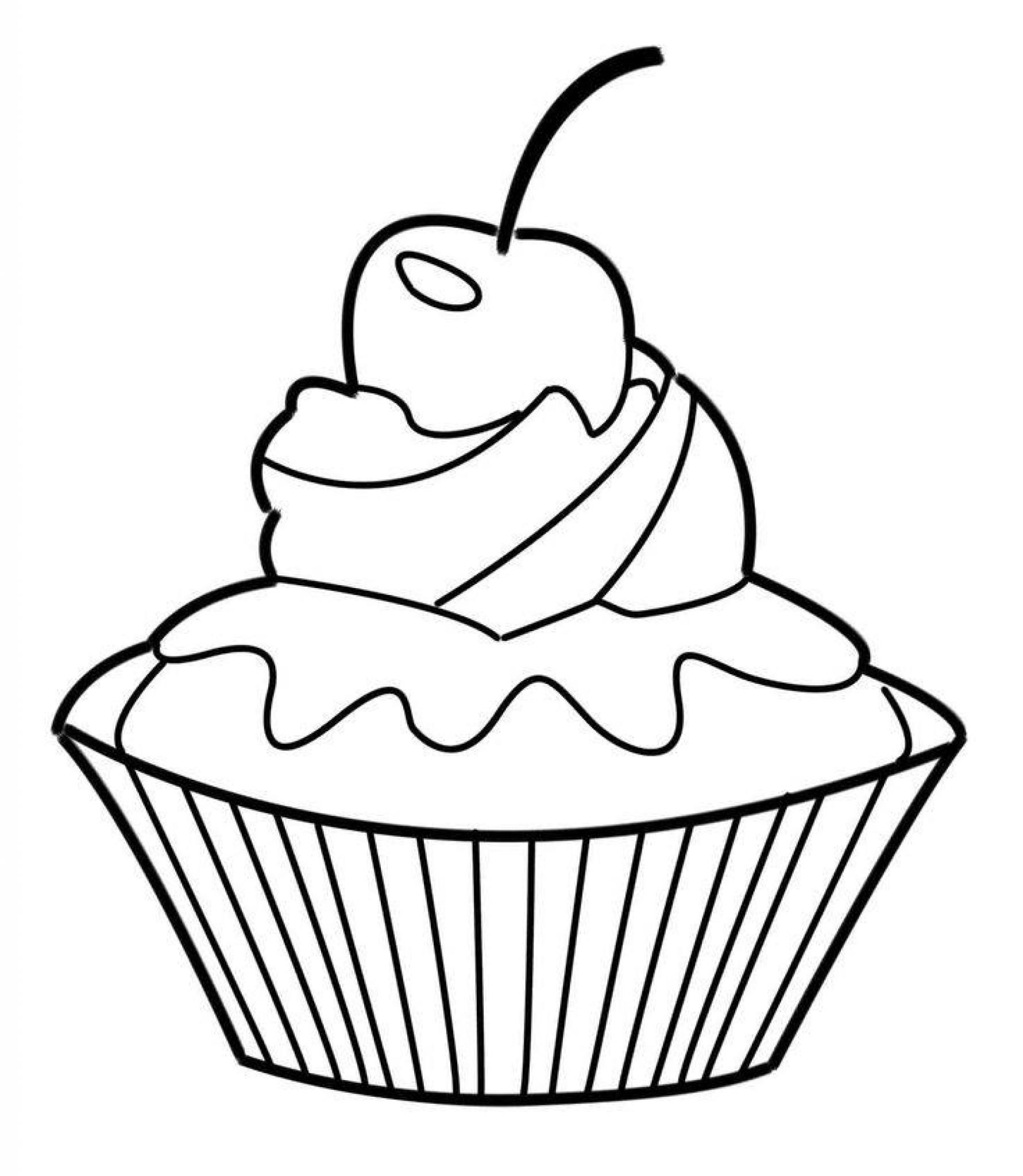 Coloring pages cupcakes - Explore Book Cupcakes Cupcake Cupcake And More