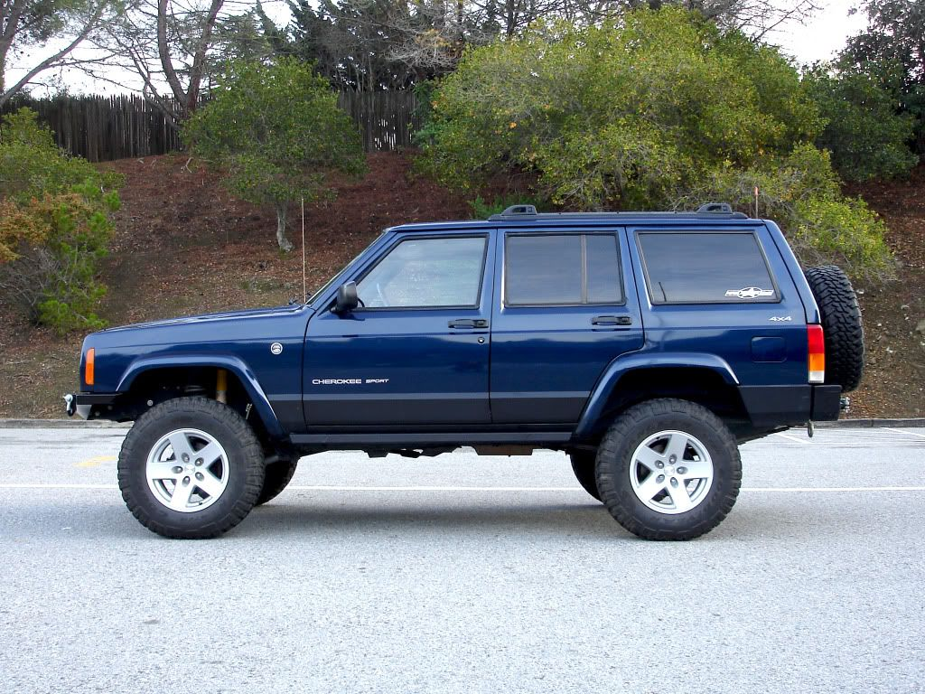 The Dream Jeep cherokee sport, Jeep cherokee, Jeep xj