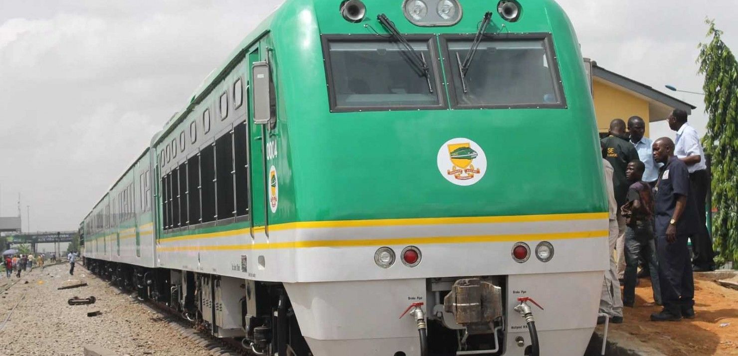 Nigeria earned N 623.4 Million from rail in 3 months