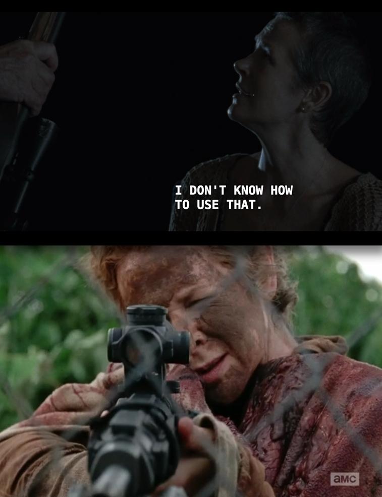 40e708f057654890152ce64d5d5d44d5 the walking dead memes season 5 google suche the waaalking,Carol Meme Walking Dead