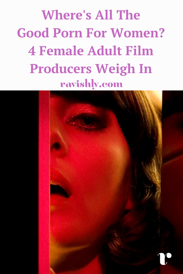 Where's All The Good Porn For Women?