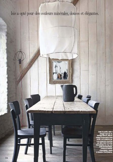BODIE and FOU★ Le Blog: Inspiring Interior Design blog by two French sisters: Love at first sight...