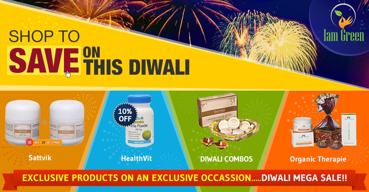 This Diwali Gift To Your Loved Ones A Healthy Organic Diwali - Deepavali special at the green furniture offers valid while stocks