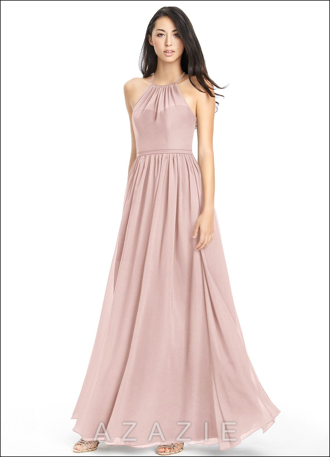 Dusty Rose Colored Bridesmaid Dresses | Dresses and Gowns Ideas ...
