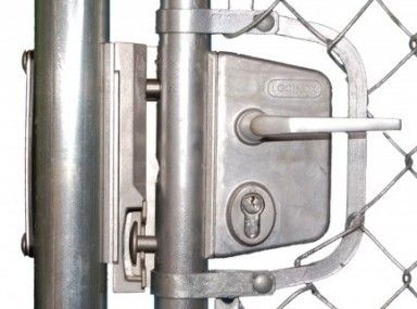 Recommendation Chain Link Gate Locking Systems And Lock For