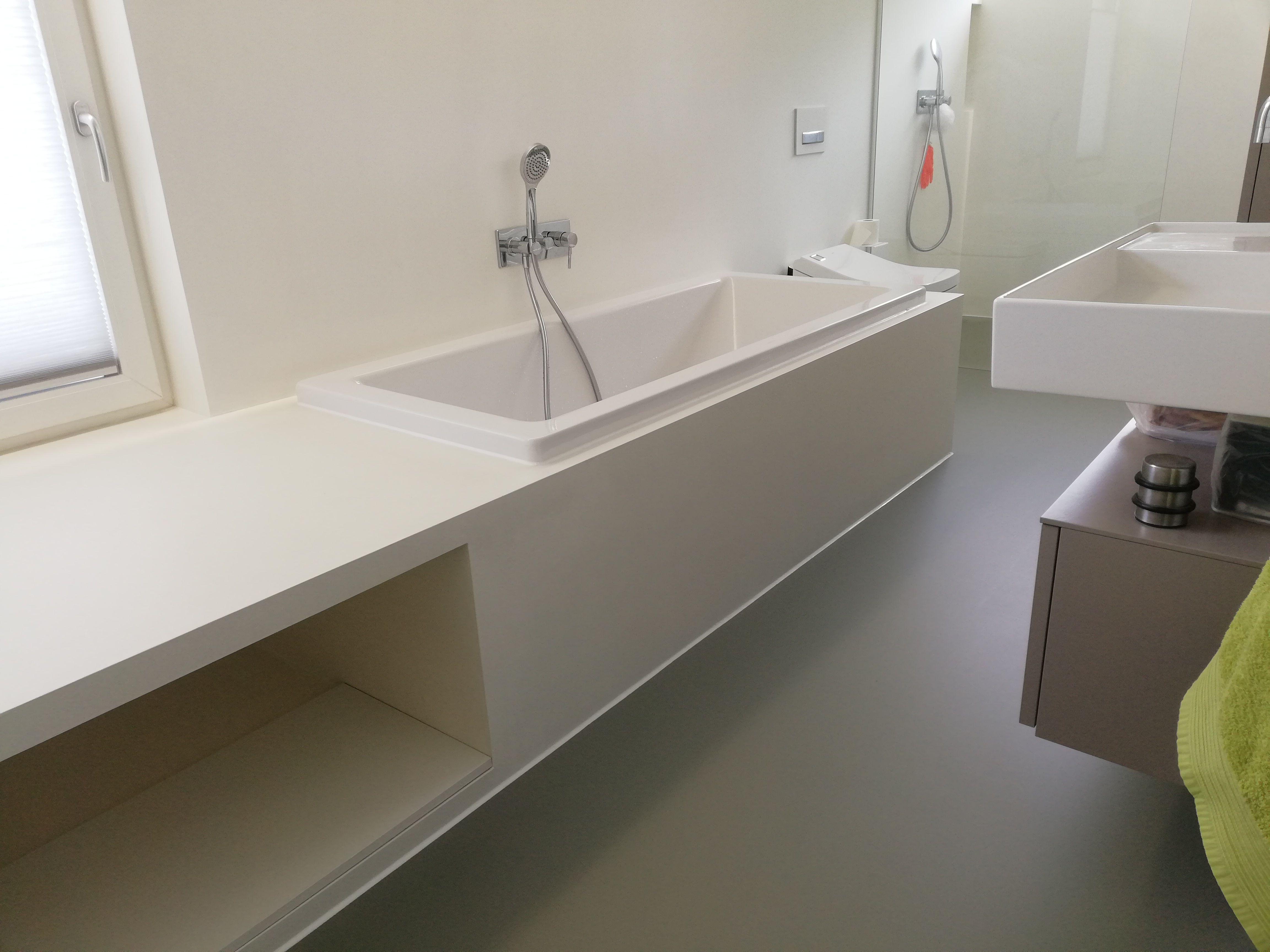 3d Fußboden Lehrgang ~ Stedfloor pu bodenbeschichtung im dusche d boden corner