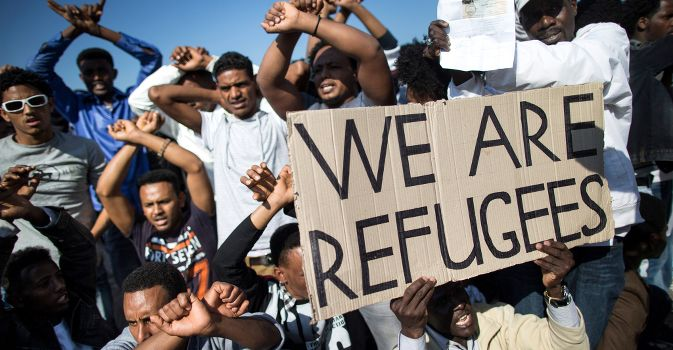 Informazione Contro!: Il 60% dei richiedenti asilo potrebbero andare via...