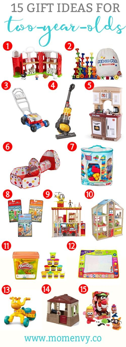 Gift Ideas For Two Year Olds Toddler Christmas Gifts