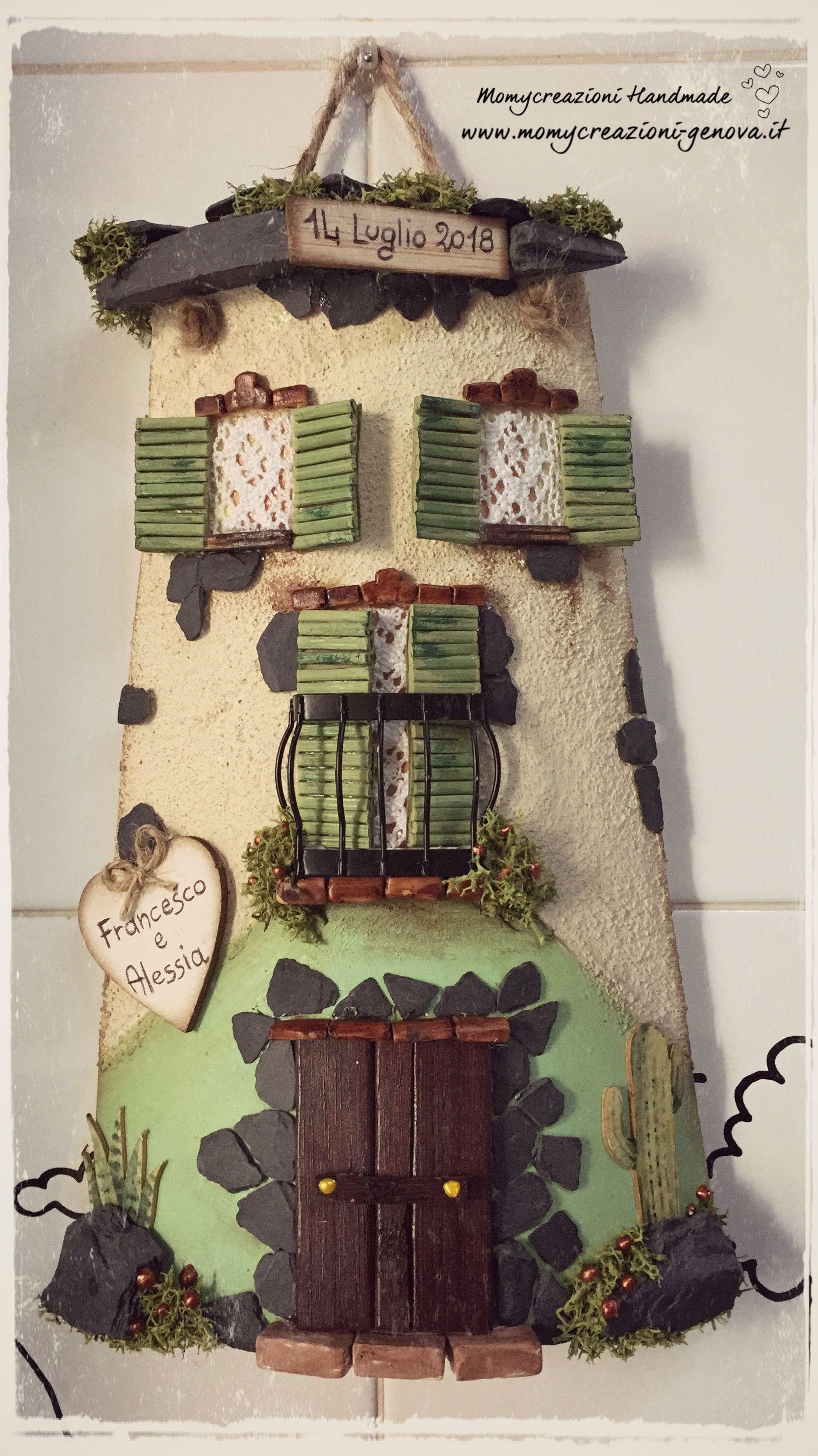 Come Dipingere Vecchie Tegole tegola decorata 3d 24cm #tegole #decorazioni #creative