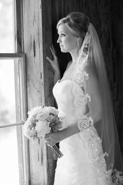 Southern bride #bridalphotographyposes