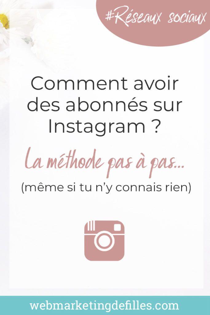 Comment Avoir De L Audience Sur Instagram