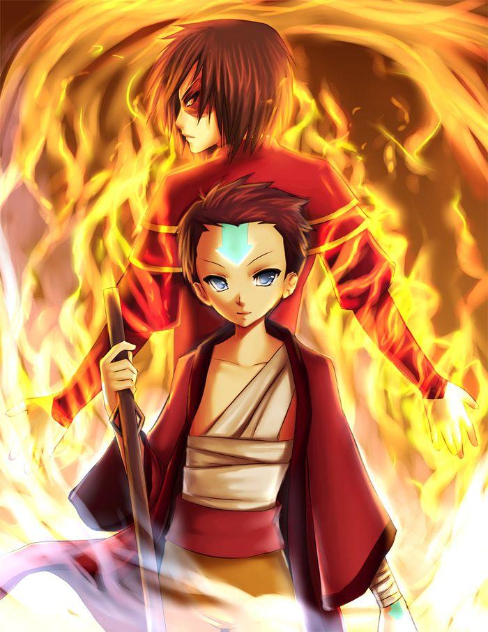 "Avatar ""Fire"" - Avatar: The Last Airbender Fan Art (401206 ..."