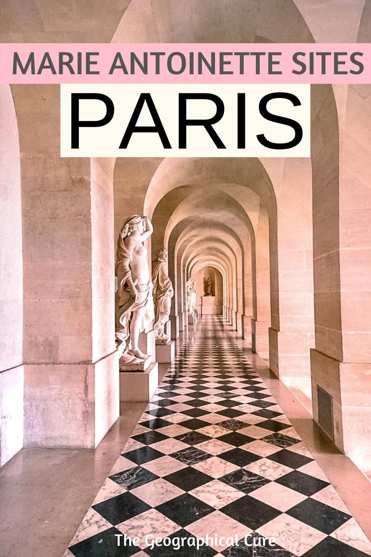 Paris: Must See Marie Antoinette Sites in 2020 ...
