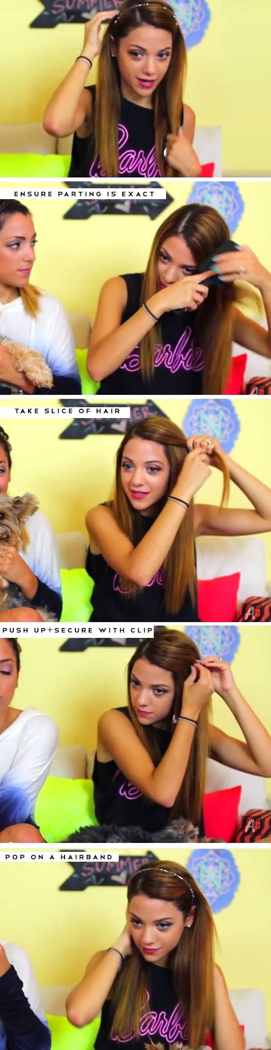 quick and easy back to school hairstyles for teens school