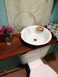 New Birthday New Projects A Lid Sink Sink Small Bathroom