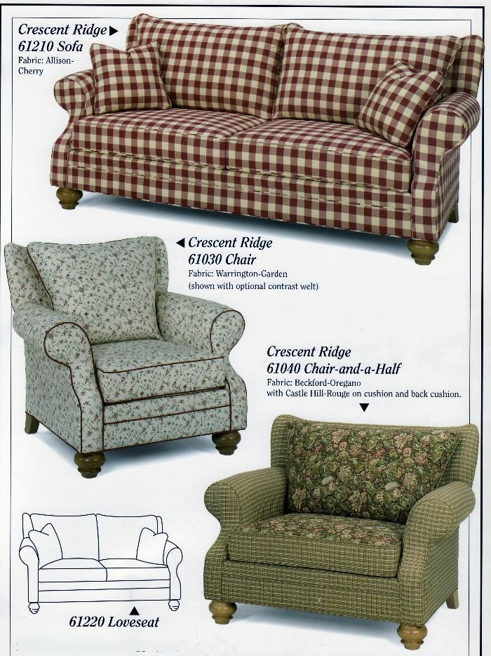 Carolina Country Furniture! Finally a couch I like - not ...
