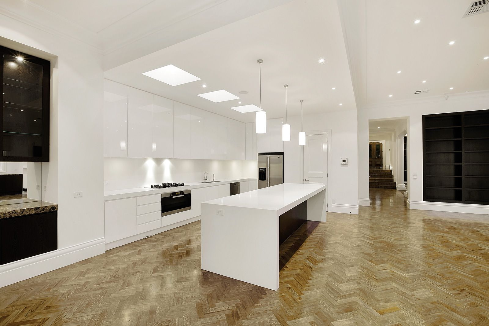 Homes in Kew by Canny - Custom and Architecturally Designed Homes ...