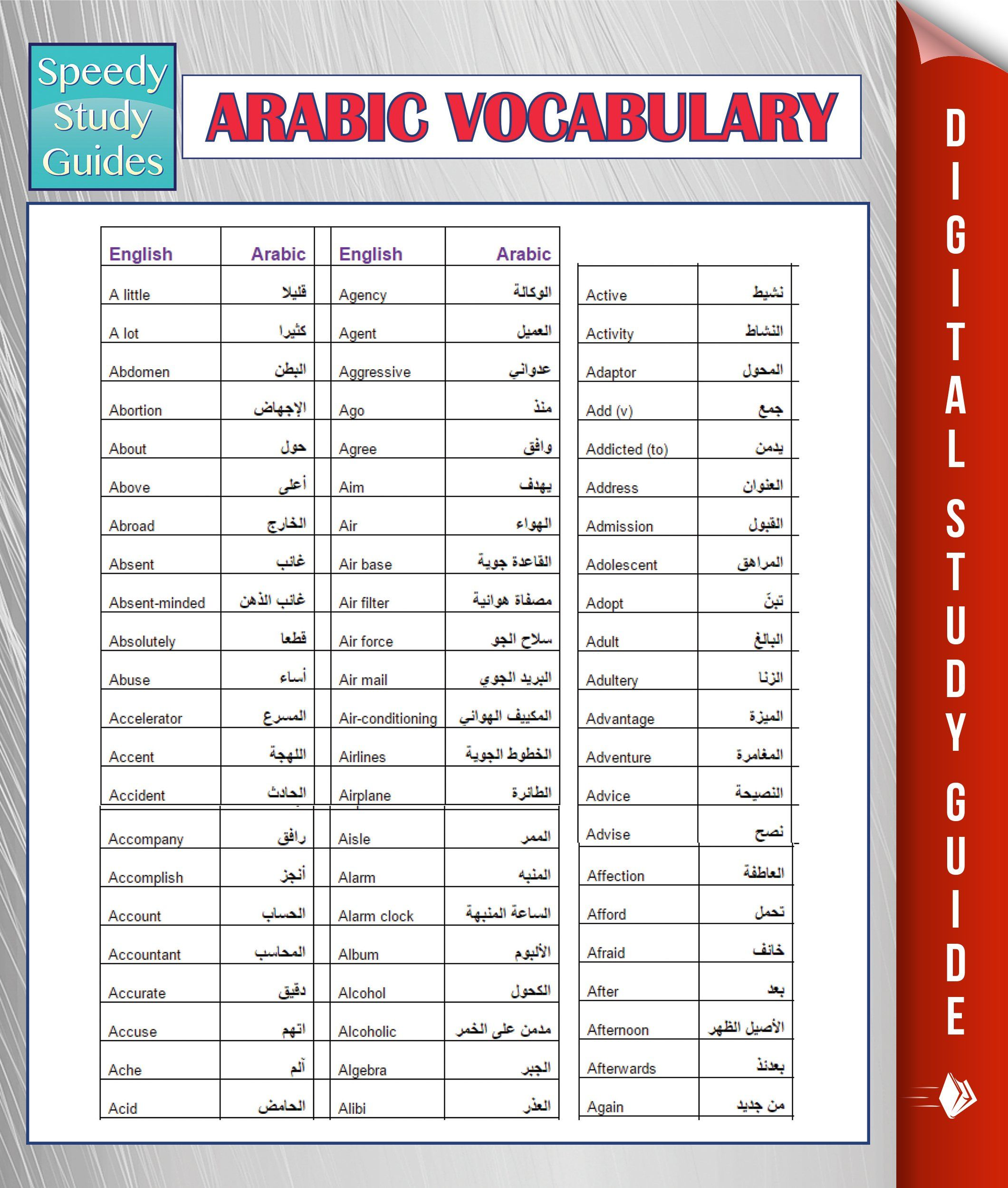 The Language of Qur'an - Understand-Arabic.com – Learn ...