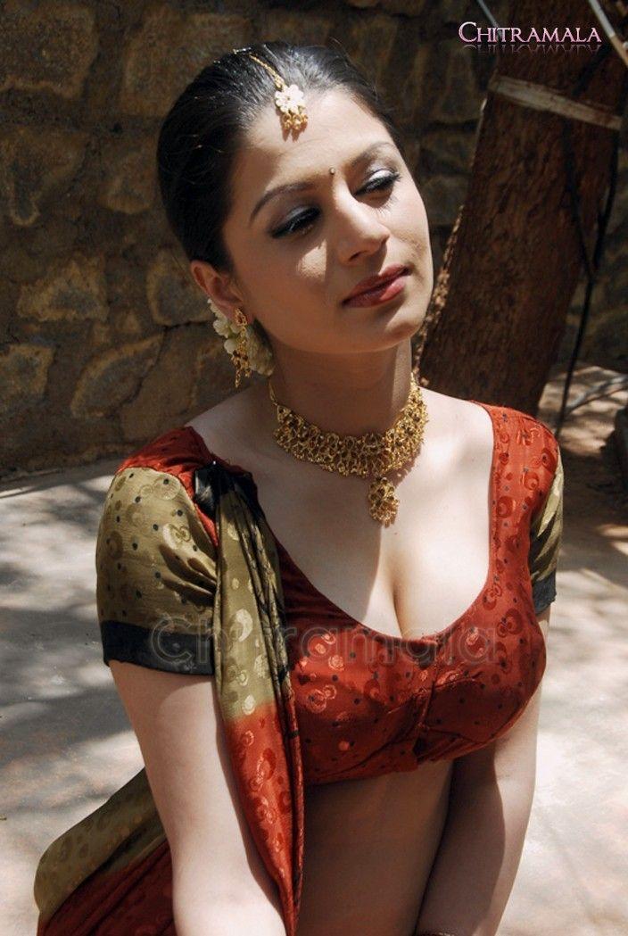 Gorgeous Charu  Charu Arora  Saree Styles, Sexy, Saree-4992