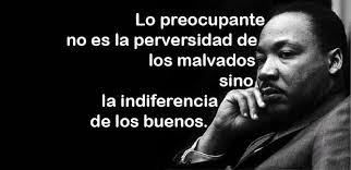 17 frases de martin Luther King