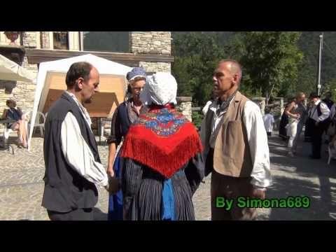 """""""Gamaucha"""",Suonatori della Val Varaita, a Prea Roccaforte Mondovì - YouTube"""