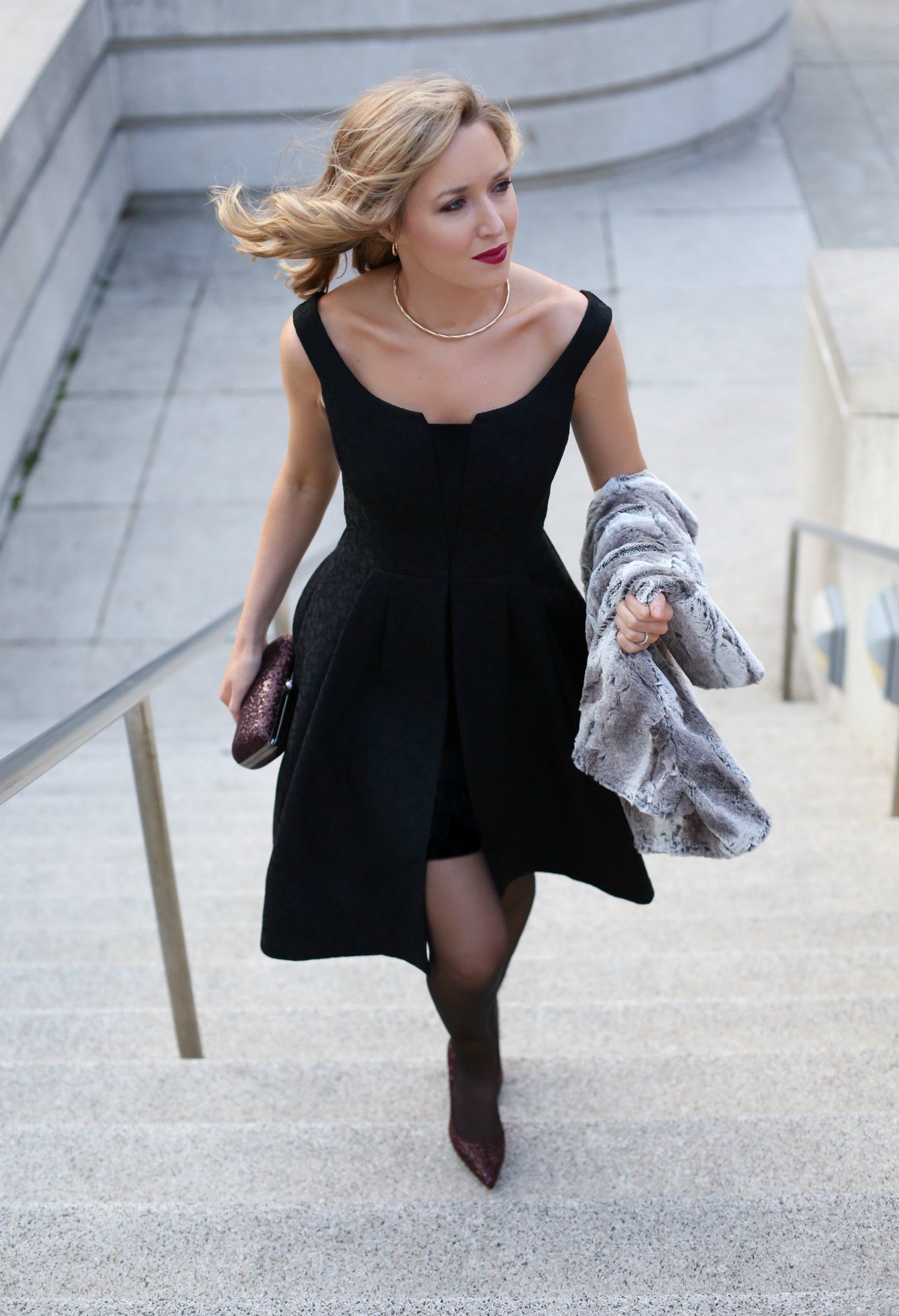 Elegant Holiday Evening Dresses
