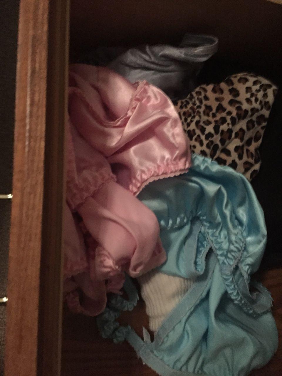 Wife in silk panties opinion you