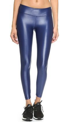 13c2a121a0894 Shiny Metallic Active Legging in 2019 | fitness | Active wear, Pants ...