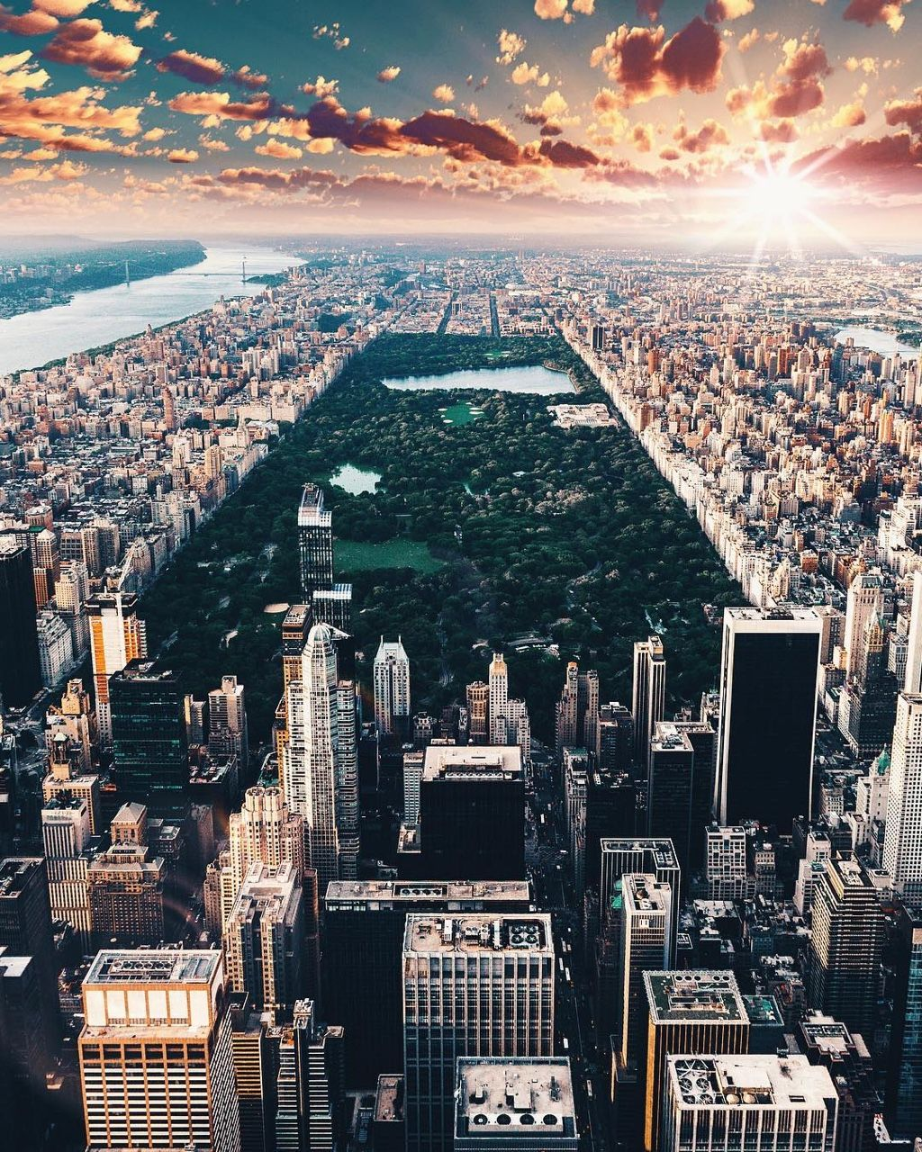 Kitchen Art America Brooklyn Ny: Good Morning New York City From The Gorgeous Central Park