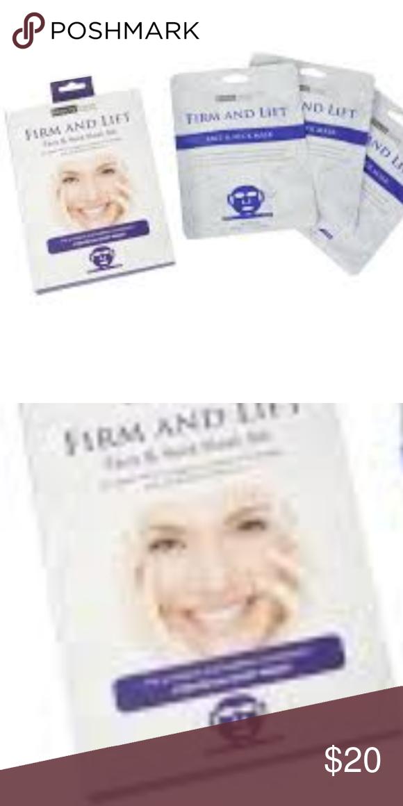 Beauty Treats Firm And Lift Face Mask Beauty Treats Loose Skin Improve Skin