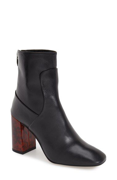 Topshop Topshop'Master Tortoise Shell' Bootie(Women) available at #Nordstrom