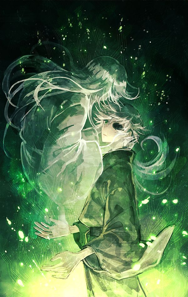 1000+ images about Ginko Mushishi on Pinterest Seasons