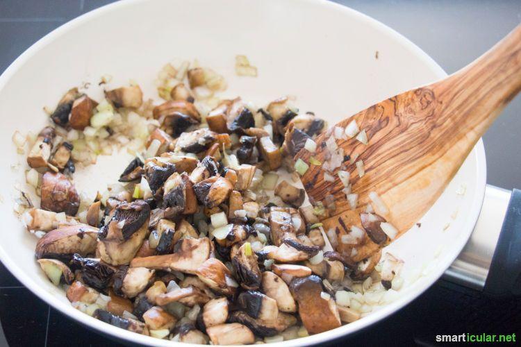 Rezept für würzigen Wakame-Brotaufstrich - Algen als Lebensmittel