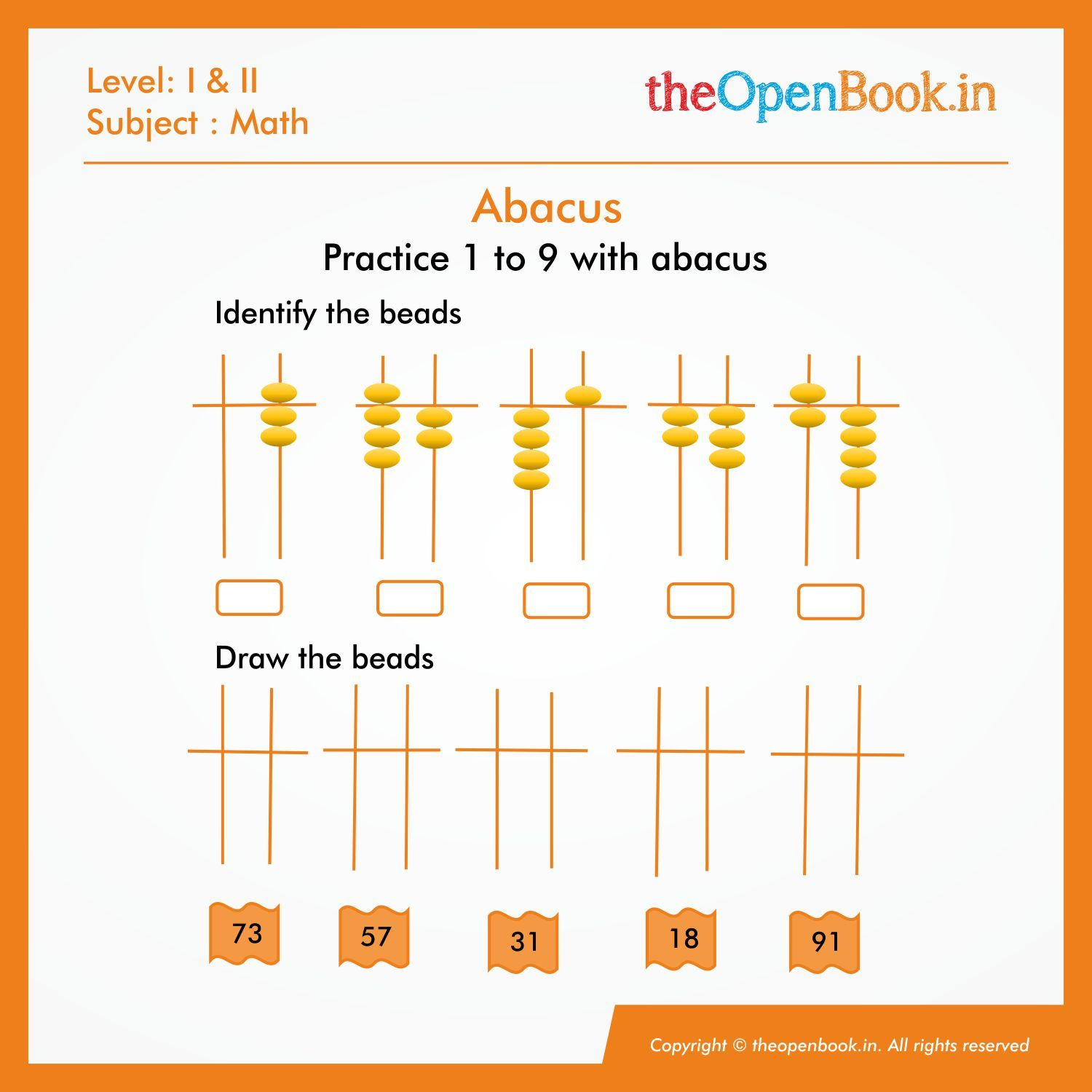 Pin By Klementina Uri On Abacus Math In