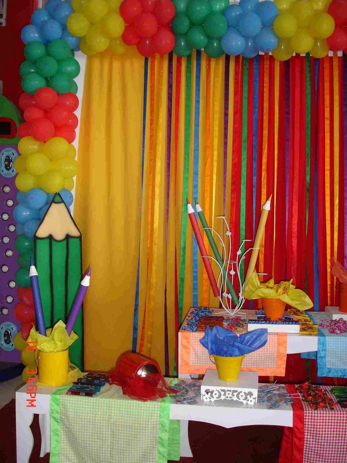 Pin De Shally Melendez Em Fiesta Com Imagens Festa Artistica