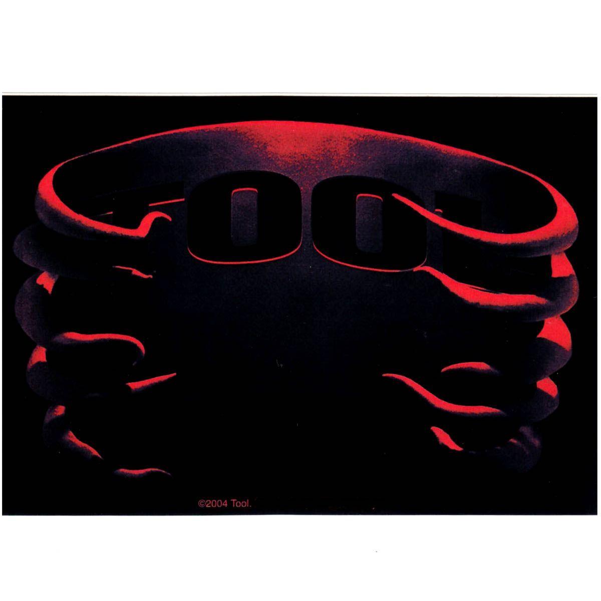 Tool Undertow Sticker Metal Music Bands Heavy Metal Music Stickers [ 1200 x 1200 Pixel ]