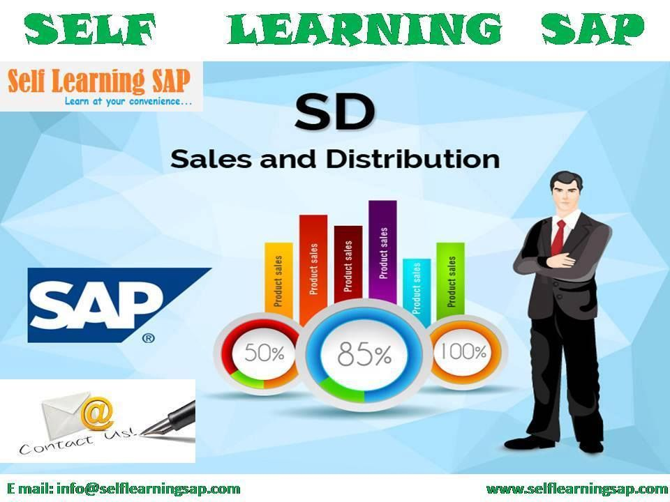 Pin on SAP SD Self Learning Learn at your own pace