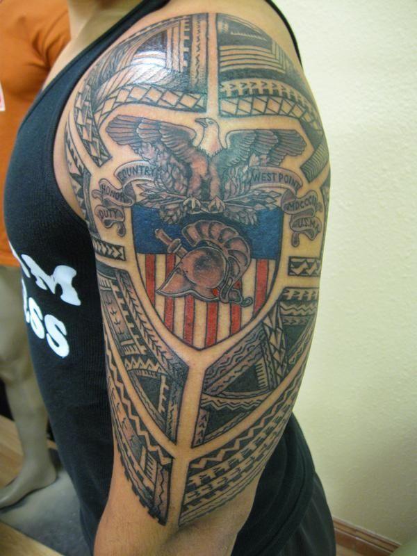 30 Best Tribal Tattoo Designs For Mens Arm | Arm tattoo ...