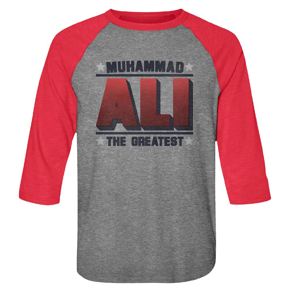 Muhammad Ali The Greatest Of All Time Adult T Shirt Boxing Champ