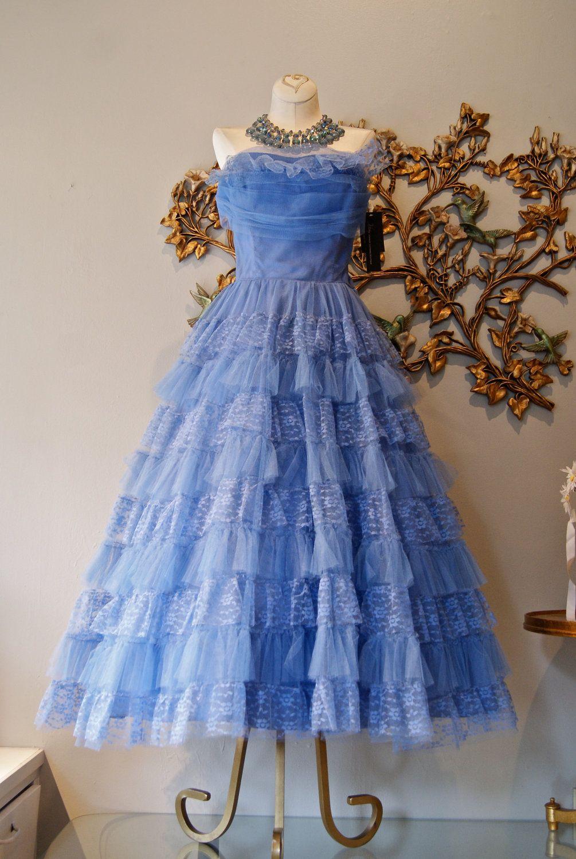 S dress s party dress s prom dress vintage s