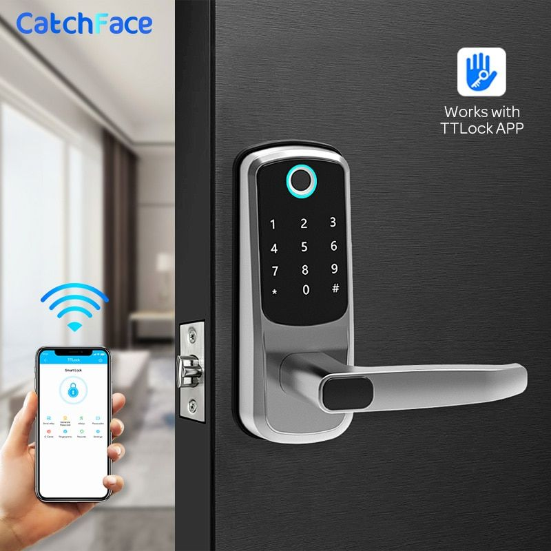 Pin By Anna On Access Control In 2020 Keyless Entry Door Locks Fingerprint Door Lock Entry Door Locks