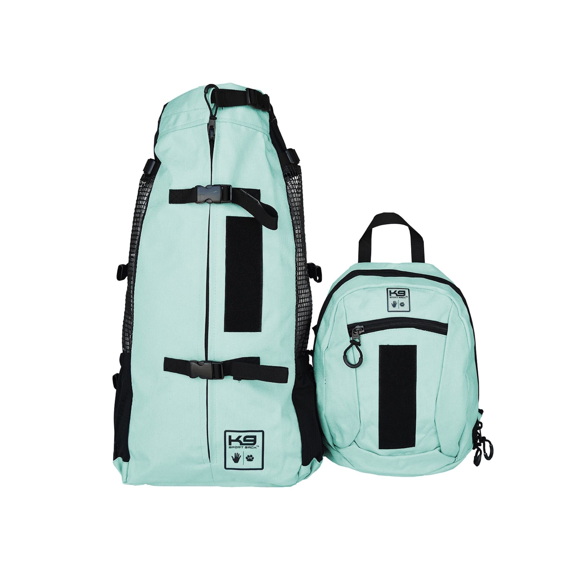 K9 Sport Sack Air Plus Green Backpack Pet Carrier With