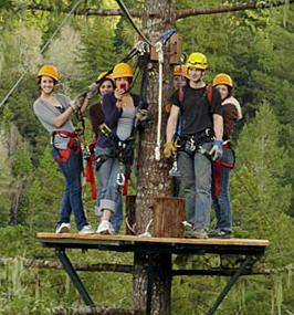 Sonoma Canopy Tours. Zip lines in the redwoods & Sonoma Canopy Tours. Zip lines in the redwoods | Travel dreams ...