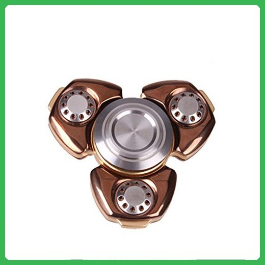 MultiBey Tri Fid Spinner Hybrid Ceramic Bearing Diamond Tangent