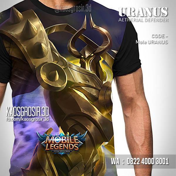 Grosir Kaos Mobile Legends Kaos Mobile Legends Murah Kaos D Karakter Mobile Legends Pinterest Mobile Legends