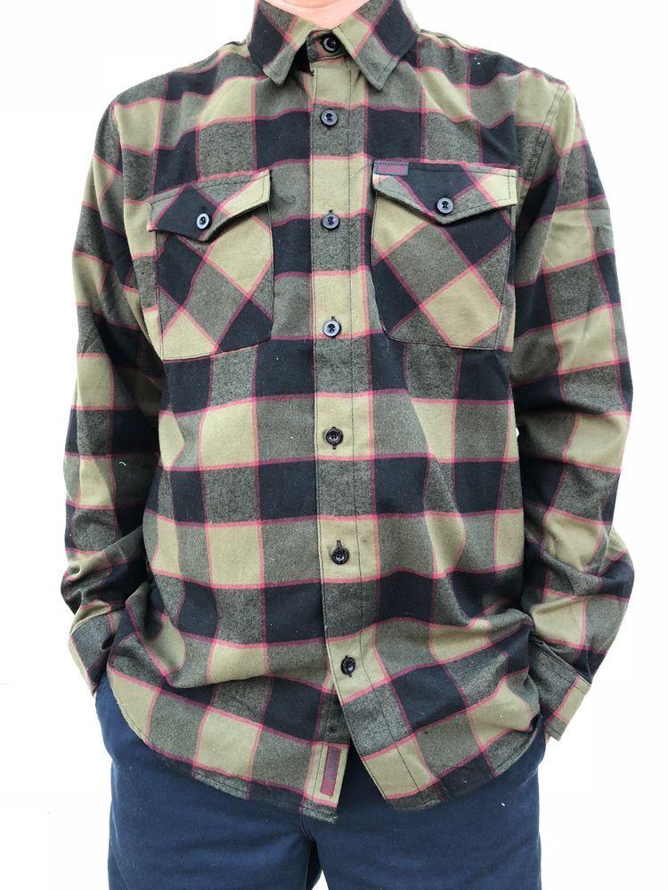 ebf2f2700 NWT Dixxon Flannel Co. Elm St Limited Edition L #fashion #clothing #shoes # accessories #mensclothing #shirts (ebay link)