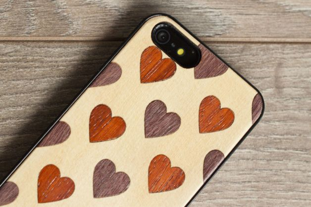 Wood Case Etui Na Apple Iphone 5 Iphone 5 Wood Case Apple Iphone 5